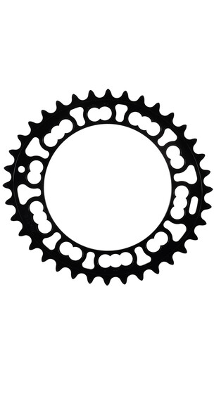 Rotor Q-Ring Road Chainring 110mm 5-Arm inside black